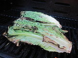 Grilled Romaine Salad Recipe 2011-06-15 15:26:02