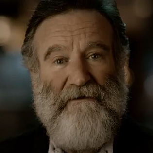 Robin Williams Stars in Legend of Zelda Ad