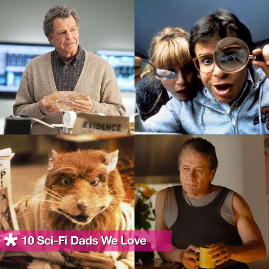 Favorite Sci-Fi Dads
