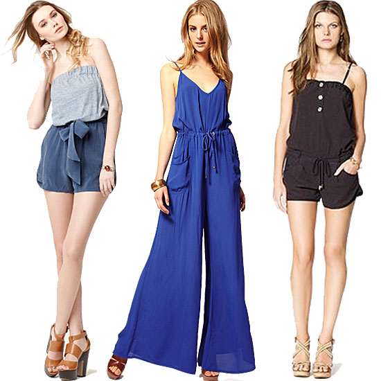 Summer Shopping: Rompers and Jumpsuits Under $150