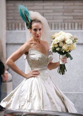 Pictures of Celebrity Wedding Dresses Including Grace ...