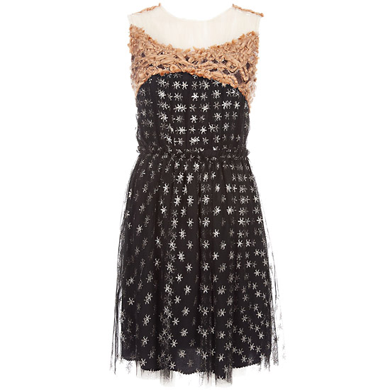 Rodarte Printed Dress, $4,036