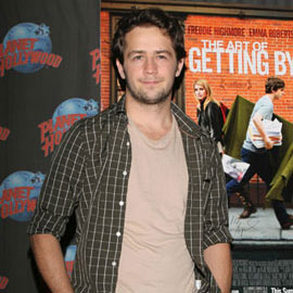 Michael Angarano of The Art of Getting By Interview