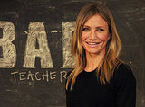 Cameron Diaz Looks Good at Her Latest Bad Teacher Photo Call
