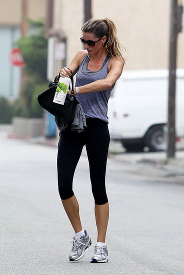 Gisele Bundchen Leaves the Red Carpet to Get Back to the Gym