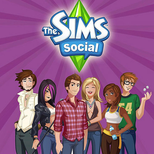 The Sims Social on Facebook