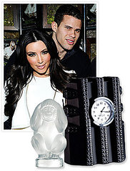 Kim Kardashians Wedding Registry: Browse the Photos