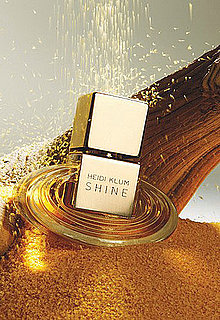 Heidi Klum Perfume, Shine, To Launch in 2011