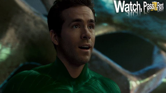 Watch, Pass, or Rent: Green Lantern