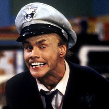 Jim Carrey as Fire Marshal Bill on In Living Color