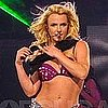 Video: Britney Spears Wears Sexy Costumes For Her Femme Fatale Concert in Sacramento 2011-06-17 13:11:53