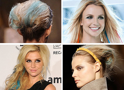 Trend Alert: Celebrities Who Like to Streak (Their Hair!)