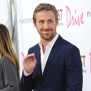 Pictures of Ryan Gosling and Christina Hendricks at Drive Premiere