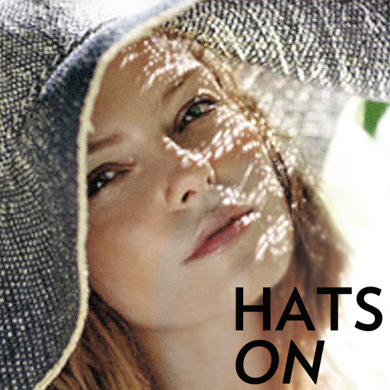 Summer Hat Shopping