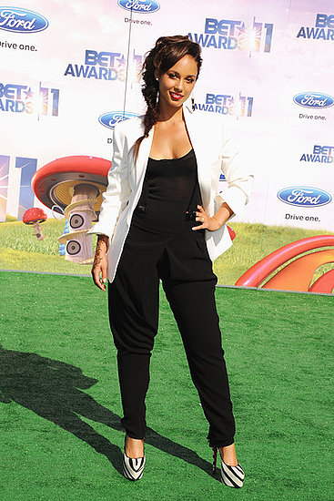 Alicia Keys(2011 BET Awards)
