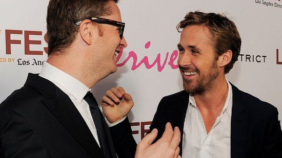 "Video: Ryan Gosling ""Mates"" With His Drive Director at the LA Film Festival Premiere!"