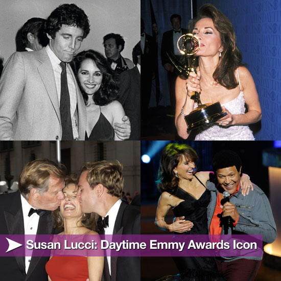 Susan Lucci: Daytime Emmy Awards Icon