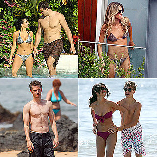 Celebrity Bikini and Shirtless Pictures