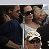 Angelina Jolie on Brad Pitt&#039;s World War Z Set in Malta With Shiloh and Zahara