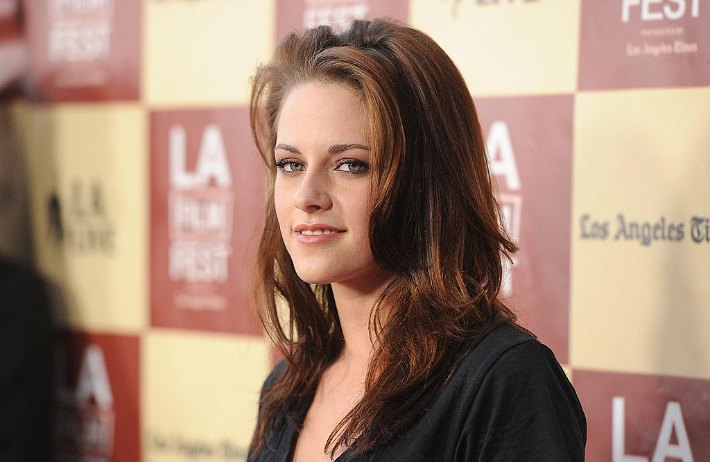 Kristen Stewart looked glamorous at the A Better Life screening in LA.