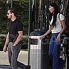 Shia LaBeouf Pictures With His Girlfriend Karolyn Pho at an LA Auto Body Shop