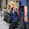 Mary-Kate Olsen Pictures Leaving Locanda Verde in NYC