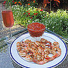 Grilled Shrimp Cocktail