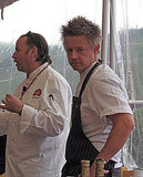 Top Chef Richard Blais, All Blazed Out