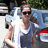 Ashley Greene Leaving the Gym in Studio City, CA, Pictures