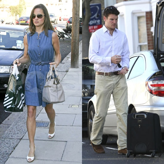 Pippa Middleton Proves Breakup Rumors to Be False With a Night at Alex Loudon's