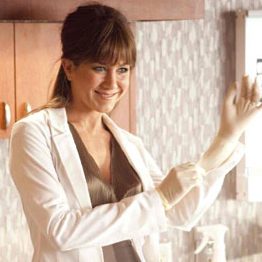 Jennifer Aniston Interview About Horrible Bosses