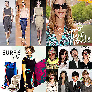 Fashion News: Summer Shopping, Celebrity Style, and More