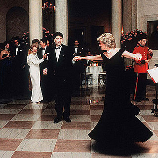 Princess Diana's John Travolta Dancing Dress Sold