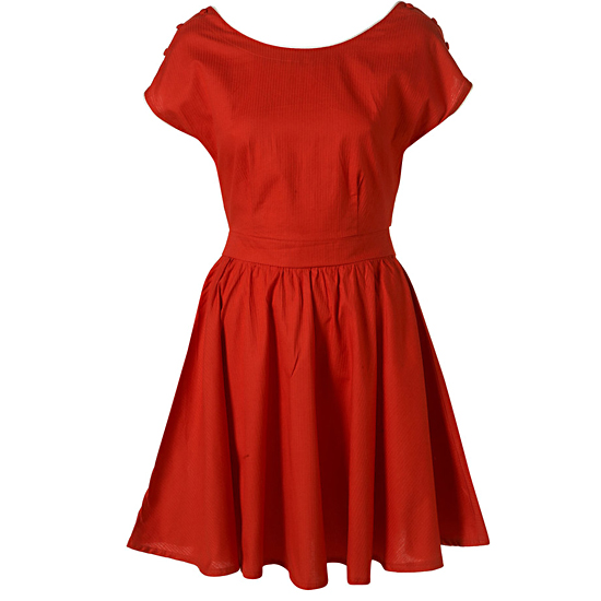 Motel Gemma Dress, $96