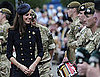 Kate Middleton in Alexander McQueen at Irish Guards Parade