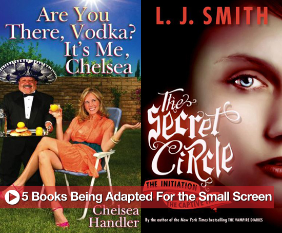 5 Books to Read Before They Hit the Small Screen
