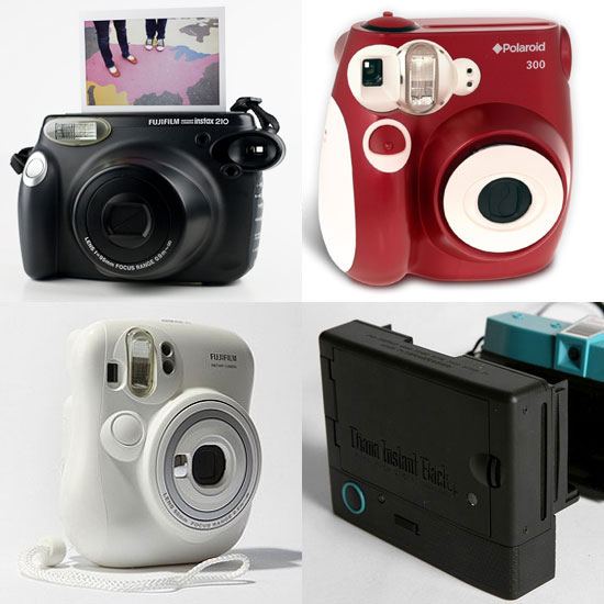 6 Polaroid Style Cameras For Your Instant Photography Desires