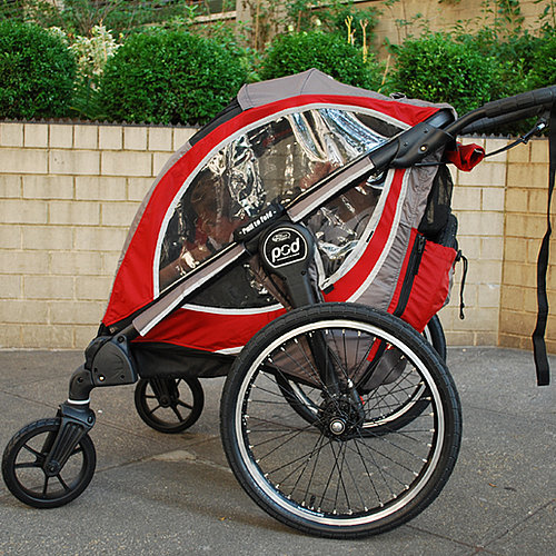 Baby Jogger Pod Stroller Review and Pictures