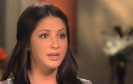 "Bristol Palin Denies Rape but Claims Virginity Was ""Stolen"""