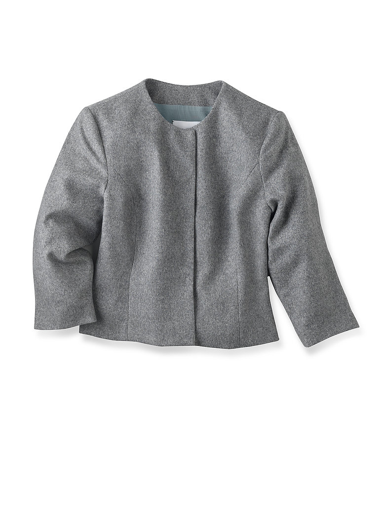 Love ADAM Birdseye Twill Jacket, $149.90