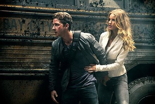 Transformers: Dark of the Moon Review Starring Shia LaBeouf and Rosie Huntington-Whiteley