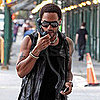 Lenny Kravitz With a POP Phone