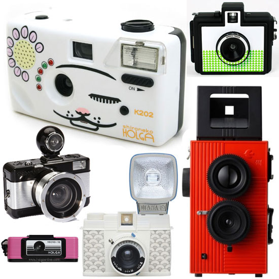 6 Toy Cameras For the Retro Photographer