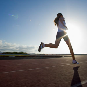 Different Ways to Work Out When Running on a Track