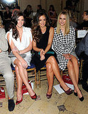 Ashley Greene, Minka Kelly and Teresa Palmer