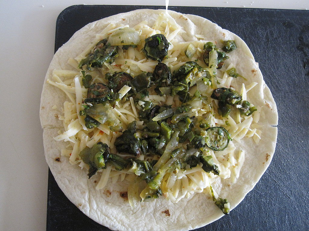 Veggie Quesadillas