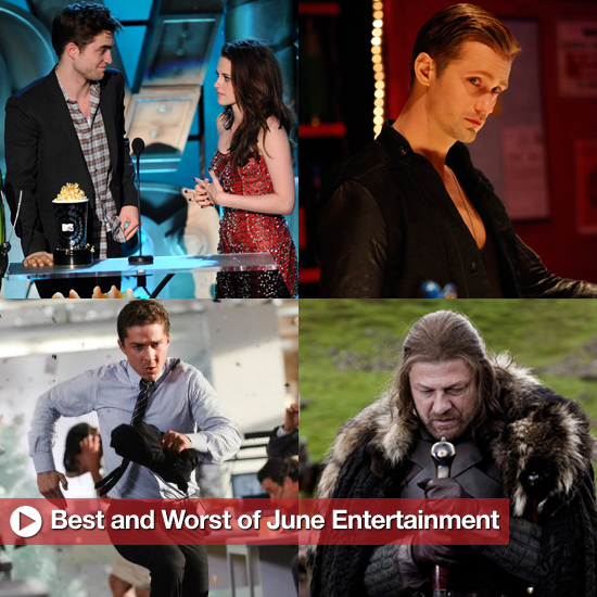 Buzz Backtrack: The Best and Worst of June Entertainment