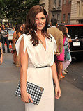 Ashley Greene got glam for Salvatore Ferragamo's resort show.