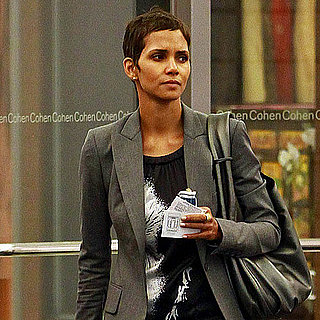 Halle Berry Fighting For Custody of Daughter Nahla Aubry