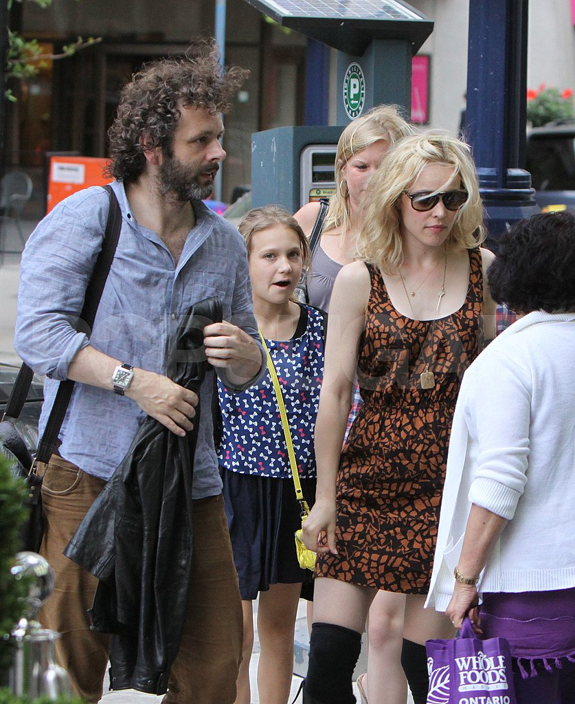 Rachel McAdams and Michael Sheen Have a Day Date at Whole Foods